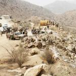 Soldier killed, 7 others hurt in Houthi shelling