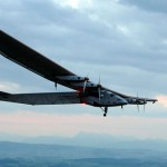 Bad weather forces solar-powered plane to land