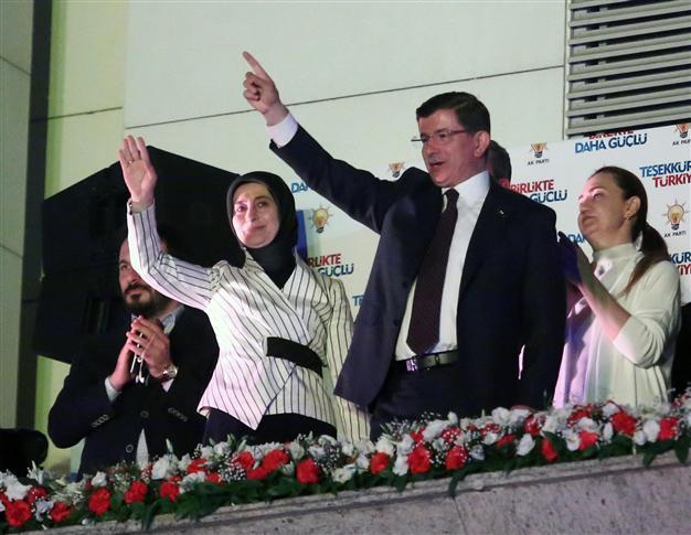 Turkish Prime Minister Ahmet Davutoğlu