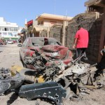 Deadly car bomb rocks Libya's eastern city of Derna