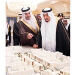 SR500-billion Madinah projects on track