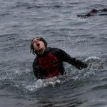 Woman, child drown as migrant boat sinks off Greece's Lesbos