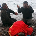 Twelve migrants drown as boat sinks off Turkey