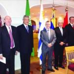 South American envoys come together to promote culture