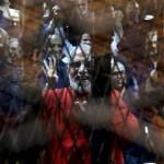 Egypt arrests senior Muslim Brotherhood figure