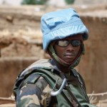 Sudan accused of withholding rations for Darfur peacekeepers