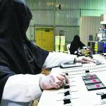 Nitaqat: Saudis in private sector up to 1.7 million