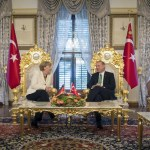 Merkel: ready to support Turkey EU accession process