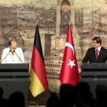 Germany, Turkey hail progress in handling refugee crisis