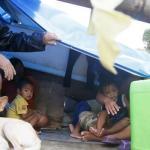 Thousands flee as Typhoon Koppu hits north Philippines