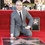 Harry Potter's Radcliffe gets Hollywood star