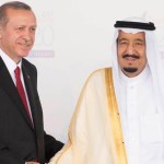 Saudi king at G20: World must get rid of terrorist evil