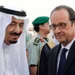 Saudi King Salman sends condolences to French president