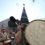Violence clouds Christmas celebrations in Bethlehem