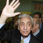 Longtime Algerian opposition figure Ait-Ahmed dies