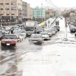 Rain, snowfall forecast in north