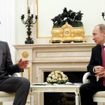 Putin, Qatari Emir talk Syria, economic cooperation