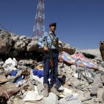 Suspected Qaeda attackers kill five police in Yemen's Aden
