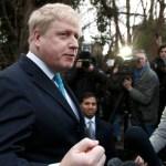 London's Boris Johnson backs Britain leaving 28-nation EU
