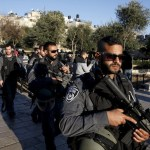 Palestinian girl stabs, lightly wounds Israel policeman