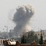 Coalition forces strike multiple Houthi militia strongholds in Yemen