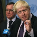 UK FM: Russia guilty of prolonging war in Syrian