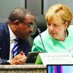 Merkel visits Ethiopia as state of emergency unfolds