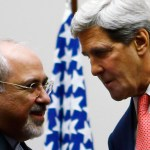 Kerry-Zarif win diplomatic prize for Iran nuclear deal