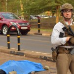 ISIS claims responsibility for attack outside US embassy in Nairobi