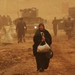 ISIS targeting civilians in Mosul's al-Qadisiyah