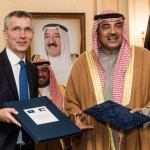 NATO seeks closer ties with Gulf, opens new center