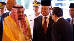 King Salman arrives in Malaysia during month-long Asian tour