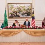 Saudi Arabia, Malaysia sign four MoUs during King Salman visit