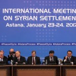 Syrian rebel delegation expected to join talks in Astana today