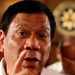 Philippine lawmaker calls for President Duterte's impeachment