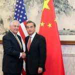 Tension as Tillerson brings tough N.Korea stance to China