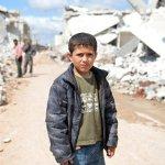 Syrian children 'easy prey' for terror recruiters