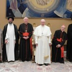 Pope praises British Muslim leaders