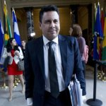 Venezuela envoy walks out of meeting as OAS steps up pressure on Maduro