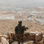 Suicide bomber attacks Lebanese army in north: Security sources