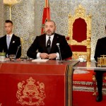 Moroccan king pardons more than a thousand protesters