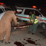 Blast kills 15 in South West Pakistan: official