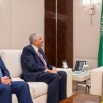 Saudi Crown Prince affirms strong ties with Iraq in all fields