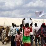 Police: Violence, arson at S.Sudanese refugee camp in Sudan