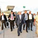 Yemen's Hadi says his country 'won't be used as tool to harm Saudi Arabia'