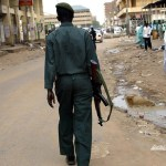 Sudan student condemned to hang for killing of police officer
