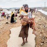 """""""We will kill you all"""": Rohingya villagers in Myanmar beg for safe passage"""