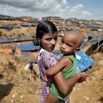 Evidence of rape in Myanmar army 'cleansing' campaign
