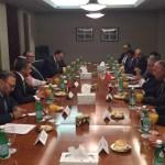 Arab quartet meet in New York to discuss new approach to Qatar crisis