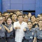 Duterte says he will shoot criminals